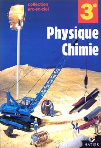 Physique chimie, 3e