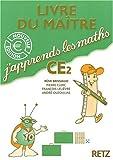 J'apprends les maths CE2 - Livre du maître