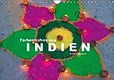 Farbenfrohes aus Indien (Wandkalender 2018 DIN A4 quer): Das unglaubliche Indien in seiner ganzen bunten Farbenpracht. (Monatskalender, 14 Seiten ) ... [Kalender] [Apr 04, 2017] Schickert, Peter