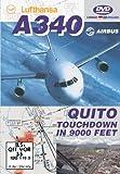 Lufthansa Airbus A340 Quito [Import allemand]