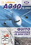 Lufthansa Airbus A340 Quito