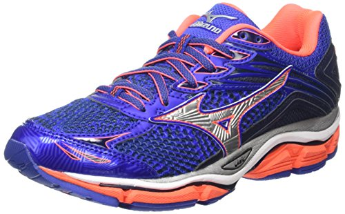 mizuno-wave-enigma-6-chaussures-de-running-competition-femme-bleu-blue-dazzling-blue-silver-fiery-co