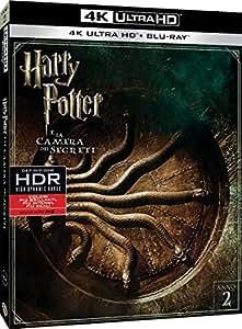 Harry Potter e la Camera dei Segreti (Blu-Ray 4K Ultra HD + Blu-Ray)