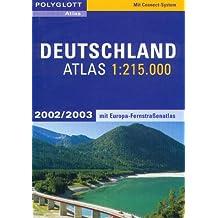 Polyglott Deutschland Atlas 2002/2003
