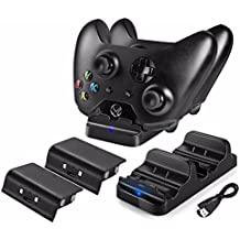Microware Dual Charging Station Docl for XBox-One (S) / X Wireless Controller