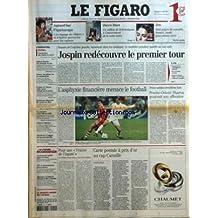 FIGARO (LE) [No 17937] du 10/04/2002 - AUJOURD'HUI - FIGAROSCOPE - LE VOYAGE DE CHIHIRO ET D'AUTRES SPECTACLES POUR LES ENFANTS - QUEEN MUM - UN MILLION DE BRITANNIQUES A L'ENTERREMENT DE LA REINE-MERE - ZEN - HUIT PAGES DE CONSEILS, BEAUTE, MODE POUR MIEUX VIVRE - UN ELECTION PAS COMME LES AUTRES PAR ANTOINE-PIERRE MARIANO - SADDAM HUSSEIN ET LA STRATEGIE DU PIRE - VANNES - UN POLICIER TUE AU COMMISSARIAT - FREGATES DE TAIWAN - ALAIN GOMEZ RATTRAPE PAR LA JUSTICE - RAMASSAGE OBL