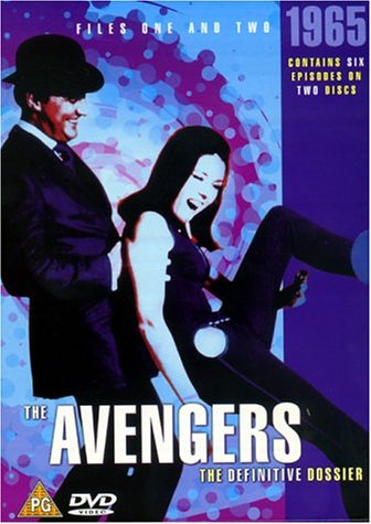 Avengers, The - The Definitive Dossier 1965 - Files 1 & 2 [UK IMPORT]
