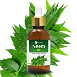 Neem Oil with Dropper 100% Natural Pure Undiluted Uncut Essential Oil 100ml