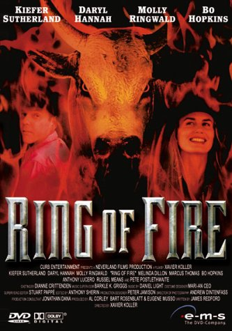 Ring of Fire - Of Fire-film-dvd Ring