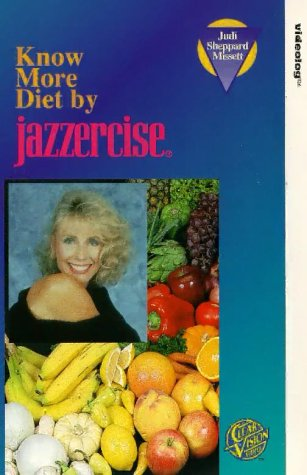jazzercise-know-more-diet-vhs-uk-import