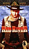 Red River [VHS]