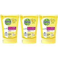 Dettol Sapone Refill No Touch Citrus 250 ml - Set di 3