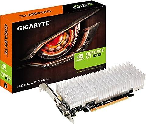 Gigabyte NVIDIA GeForce GT 1030 Silent Low Profile 2G GDDR5