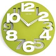 orologi da parete di design: moderni e accattivanti - shopgogo - Bella Decorazione Della Parete Da Pranzo Moderno