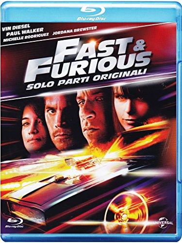 Fast & Furious - Solo Parti Originali (Blu-Ray)