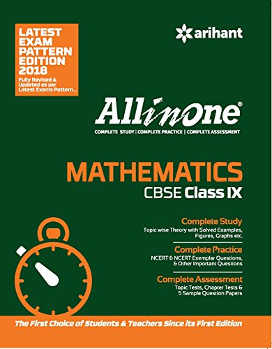 All in One MATHEMATICS Class 9th
