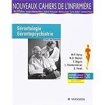 Gérontologie et gérontopsychiatrie: Soins infirmiers