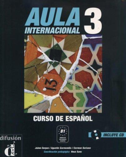 Aula Internacional 3, libro del alumno (Spanish Edition) Pap/Com edition by Jaime Corpas, Agustin Garmendia, Carmen Soriano (2005) Textbook Binding