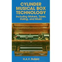 Cylinder Musical Box Technology: Including Makers, Types, Dating, and Music