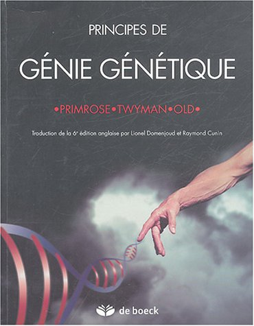 Principes de génie génétique