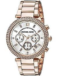 a038eb7c01044 Michael Kors Women s Bracelet Chronograph Watch MK5491