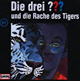 Die drei ??? - CD / Die drei ??? - und die Rache des Tigers