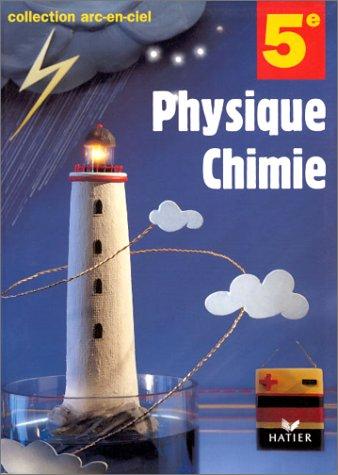Physique-chimie, 5ème : Manuel