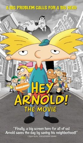 Preisvergleich Produktbild Hey Arnold! The Movie [VHS]