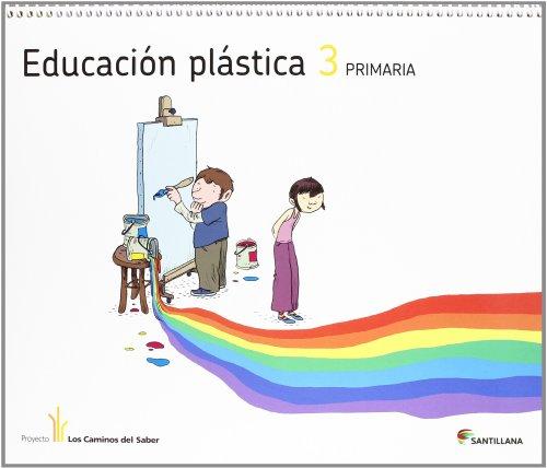 EDUCACION PLASTICA 3 PRIMARIA - 9788468011479 por Vv.Aa.