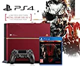 SONY PlayStation 4 Konsole 500GB inkl. Metal Gear Solid V - The Phantom Pain - Limited Edition