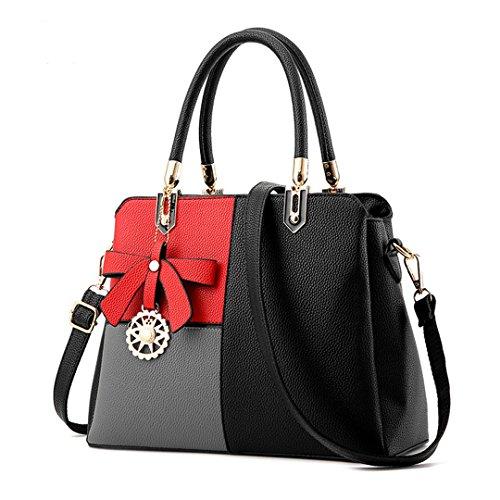 Women's New Tide Tasche Leder Handtasche