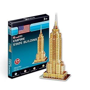 CubicFun Puzzle 3D Empire State Building (Tachan S3003h)