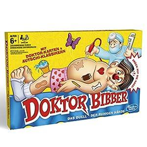 Hasbro Operation Game Anatomía Kit de experimentos - Juguetes y Kits de Ciencia para niños (Anatomía, Kit de experimentos, 6 año(s), Niño/niña,, 1,5 V)