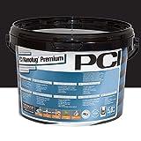 PCI Nanofug Premium Variabler Flexfugenmörtel 5 kg/ Eimer schwarz