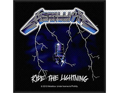 Metallica - Ride the Lightning - Toppa/Patch