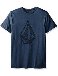 Volcom Creep Stone T-shirt Herren Blau - Casual - Homme