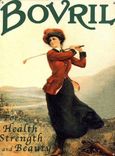 Bovril For Health Strengt