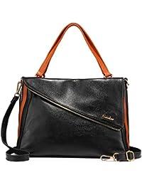 Large Tote Bag For Women Genuine Leather Designer Ladies Handbags Purses Shoulder Bags By Realer