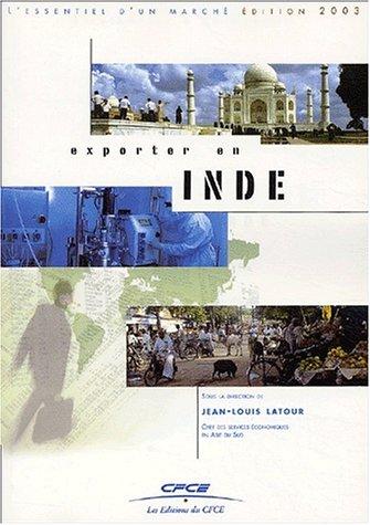 Exporter en Inde