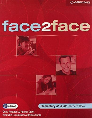 face2face Elementary Teacher's Book by Rachel Clark (2005-09-22)