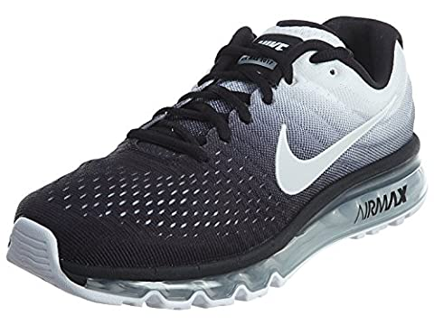 Nike Air Max 2017 - 849559-010 argent / noir / silver / black - 2017, air max 2017, 2017 noir, 849559-010,