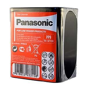 Panasonic PP9 Battery