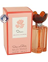 Oscar De La Renta Orange Flower 100ml/3.4oz Eau de Toilette EDT Spray for Women