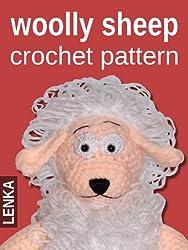 Woolly Sheep Crochet Pattern (English Edition)