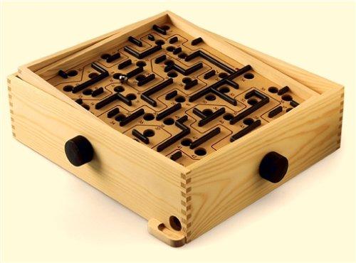 Brio-34000000-Labyrinth BRIO Spiele 34000 – Labyrinth -