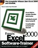 Excel 2000 Software-Trainer - Rainer G. Haselier, Klaus Fahnenstich