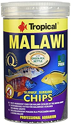 Tropical Malawi Chips, 1er Pack (1 x 1 l)