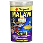 Tropical Malawi Mbuna Chips Special for Malawi slowly sinking - Multi-ingredient food for daily feeding 250ml/130g 11