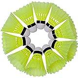 SMT A2 Plastic Badminton Shuttlecock(Pack of 10)