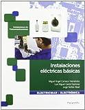 Instalaciones eléctricas básicas (Electricidad Electronica)